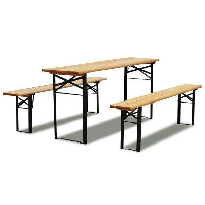 test et avis table de brasserie 3 pièces XH Gardenlife test
